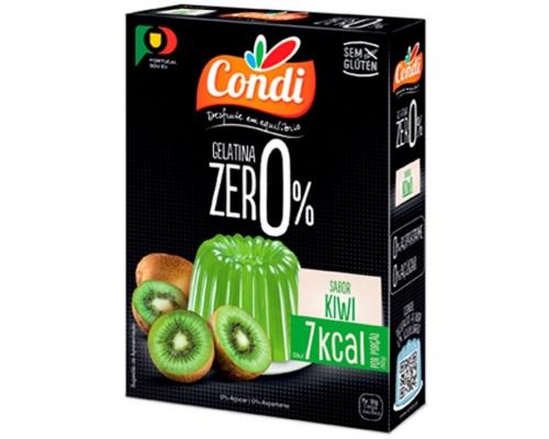 Gelatina 0% Açúcar Kiwi Condi 28 Gr