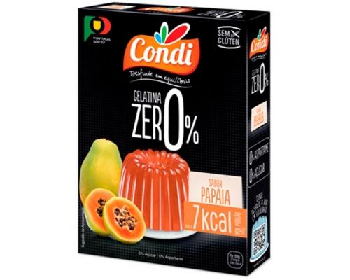 Gelatina 0% Açúcar Papaia Condi 28 Gr
