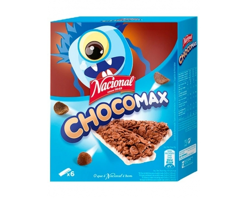 Barras Cereais Chocomax Nacional 6 x...