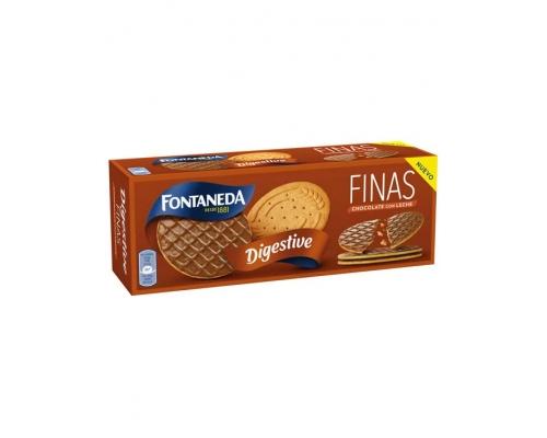 Fontaneda Digestives Thins Milk...