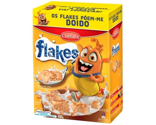 Bolachas Flakes Cuétara 500 Gr