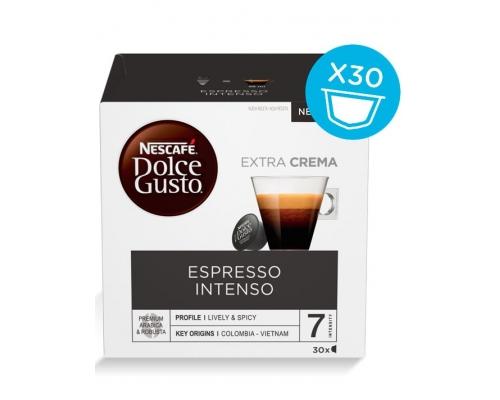 Cápsulas Café Dolce Gusto Espresso Intenso Nescafé 30 Un