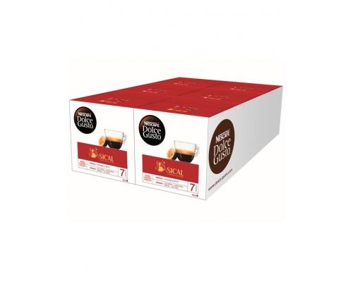 Cápsulas Café Sical Dolce Gusto 96 Un (6 x 16 Un)