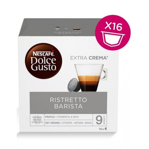 Dolce Gusto Barista 16 Cápsulas Café