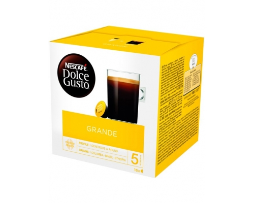 Cápsulas Café Dolce Gusto Grande 16 Un
