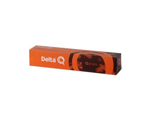 Cápsulas Delta Q Qanela Café 10 Un