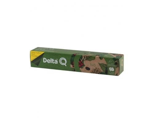 Cápsulas Café Delta Q Bio 10 Un