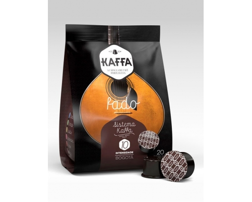 Kaffa Fado Coffee Pods 20 Un