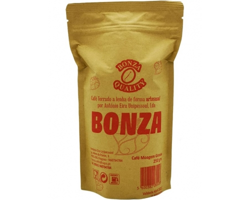 Bonza Coarse Ground Coffee 250 Gr