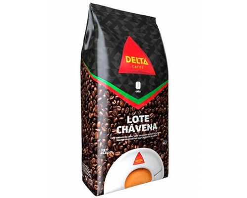 Delta Lote Chávena Coffee Beans 1 Kg