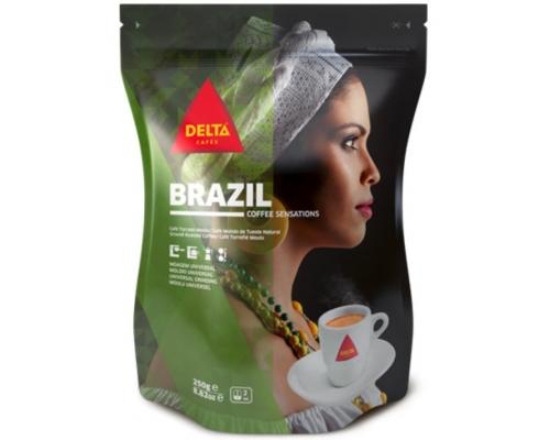 Café Torrado Moído Brazil Delta 220 Gr