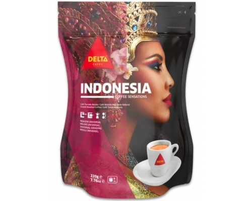 Café Torrado Moído Indonesia Delta...