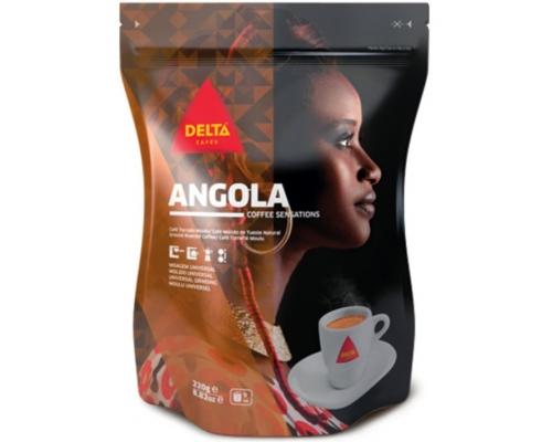 Café Torrado Moído Angola Delta 220 Gr