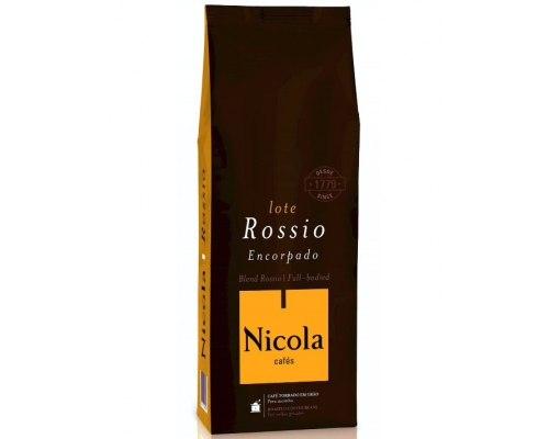 Nicola Rossio Coffee Beans 1 Kg