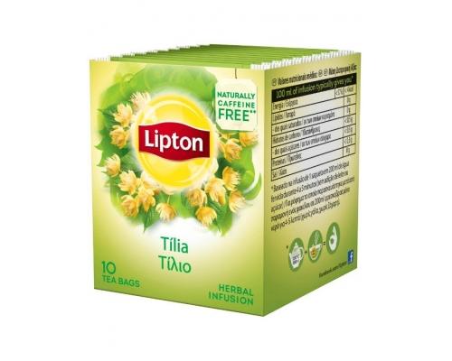 Lipton Linden Infusion 10 Un