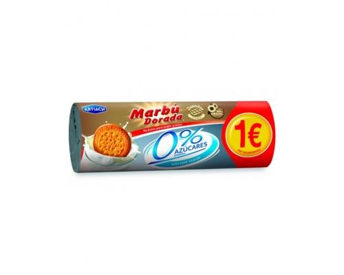 Marbú Dorada 0% Sugars Biscuit 200 Gr