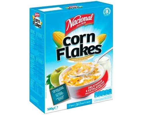 Nacional Corn Flakes 500 Gr