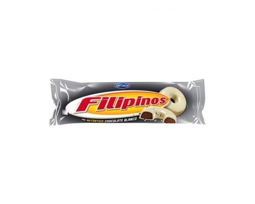 Bolachas Filipinos Chocolate Branco...
