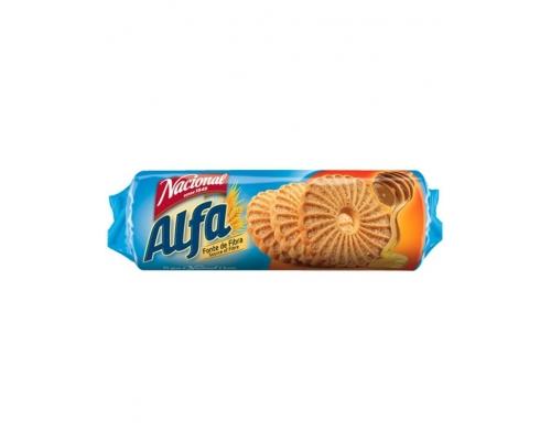 Nacional Alfa Biscuit 180 Gr