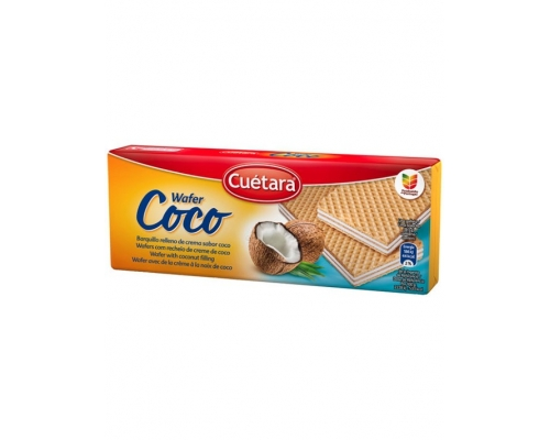 Cuétara Coconut Wafers 150 Gr