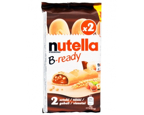 Nutella B-Ready Biscuits 44 Gr