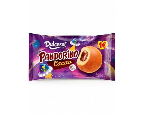 Dulcesol Pandorino Cacao Stuffed Cake...