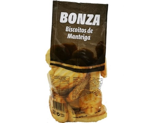 Bonza Butter Biscuits 200 Gr