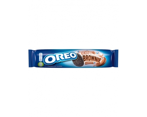 Bolachas Choco Brownie Oreo 154 Gr
