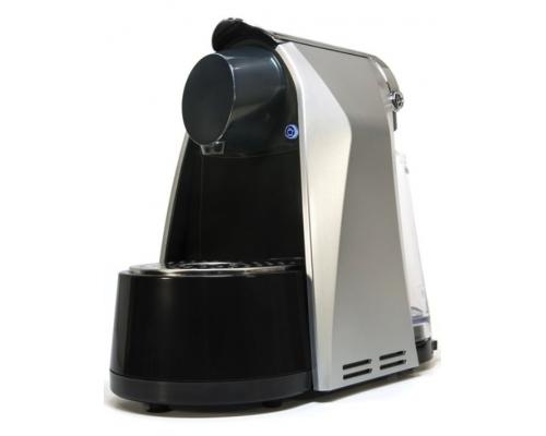Kaffa Cino Grey Auto Pod Coffee Machine