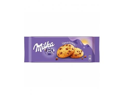 Bolachas Choco Cookies Milka 135 Gr