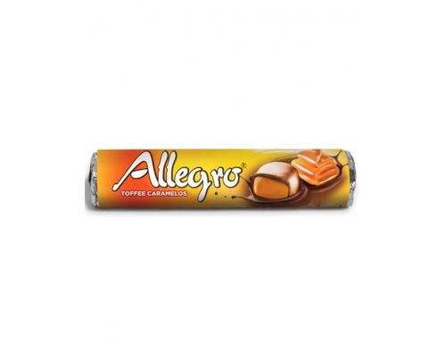 Toffee Caramelos Allegro 52 Gr