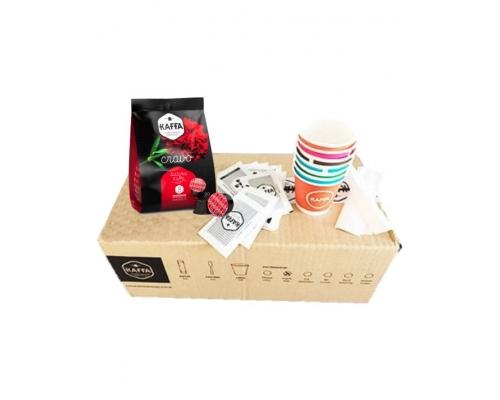 Kaffa Cravo Kit Coffee Pods 60 Un
