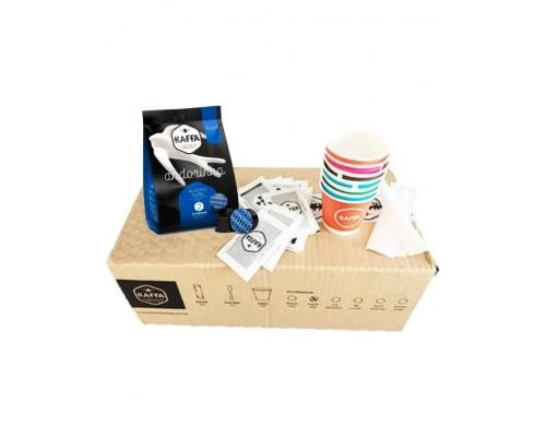 Kaffa Andorinha Kit Coffee Pods 60 Un