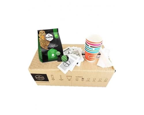 Kaffa Coração Kit Coffee Pods 60 Un